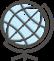 classroom globe icon